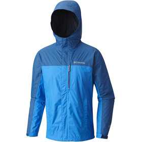 Columbia Pouring Adventure II Jacket Men blue